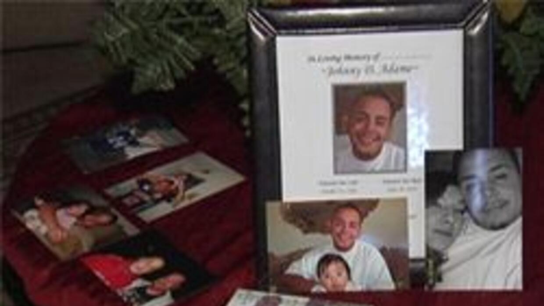 Joven asesinado Jhonny Adame