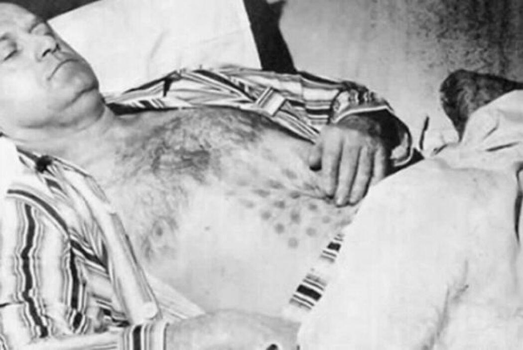 El 20 de mayo de 1967, Stephen Michalak vivió una abducción extraterrest...