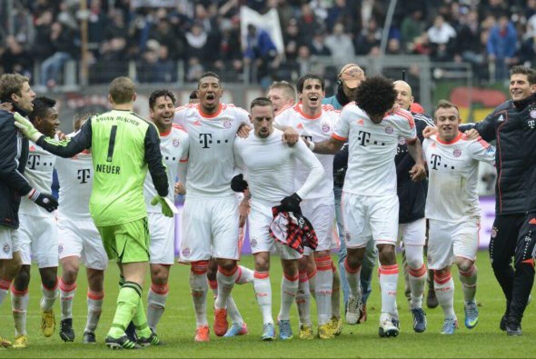 El equipo podrá ahora concentrarse en la Champions.