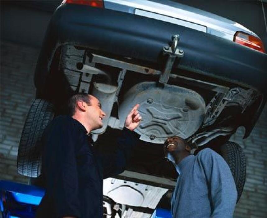 Ingeniero de vehículos alternativos. El transporte se transforma todo el...