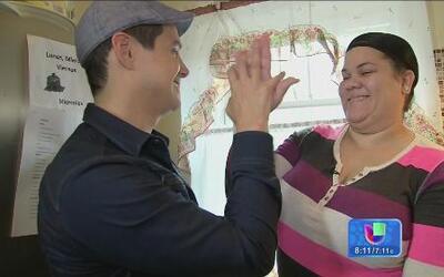 Alejandro Chabán hizo un trato con Elaine para rebajar de peso