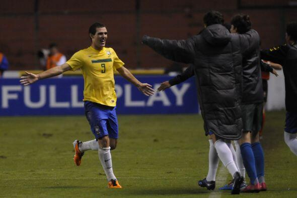 Brasil volvió a vencer a Argentina en el Sudamericano Sub 17 ahora celeb...