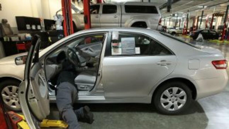 Si tu auto tiene un recall, la solución correcta es llevarlo a reparar d...