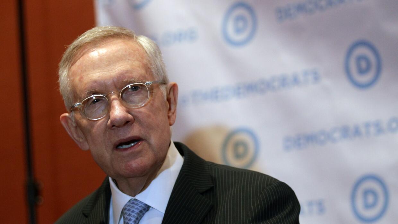 Harry Reid, Senador Demócrata por Nevada