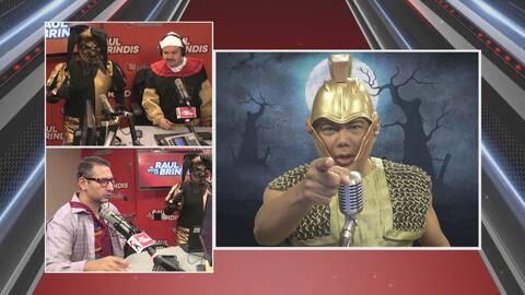 Los disfraces de Halloween de 'El Show de Raúl Brindis'