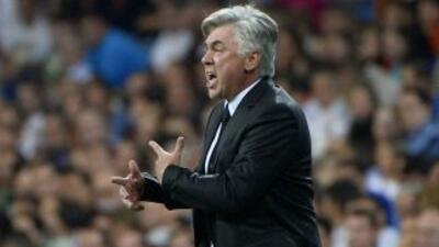 El entrenador italiano asegura que el Madrid mejorará su juego en los pr...