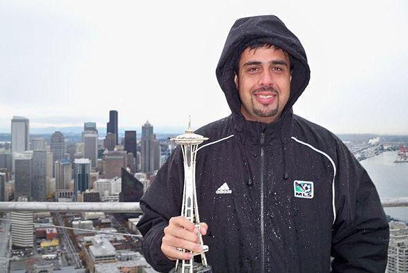 Diego pasó frío, pero al menos se lleva una copia de la &q...
