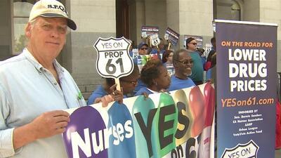 Propuesta 61: la lucha de California contra los precios exhorbitantes de...
