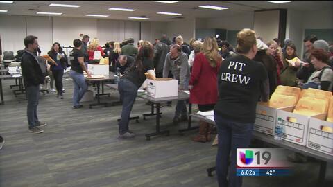 Voluntarios realizan censo de indigentes en el condado de Sacramento