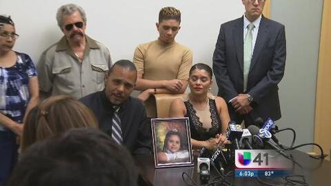 Desestiman demanda contra el policía que no salvó a una niña durante un...
