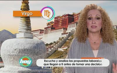 Mizada Virgo 23 de noviembre de 2016