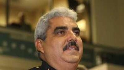 Miguel Expósito, Jefe de la Policía de la Ciudad de Miami declaró al pe...