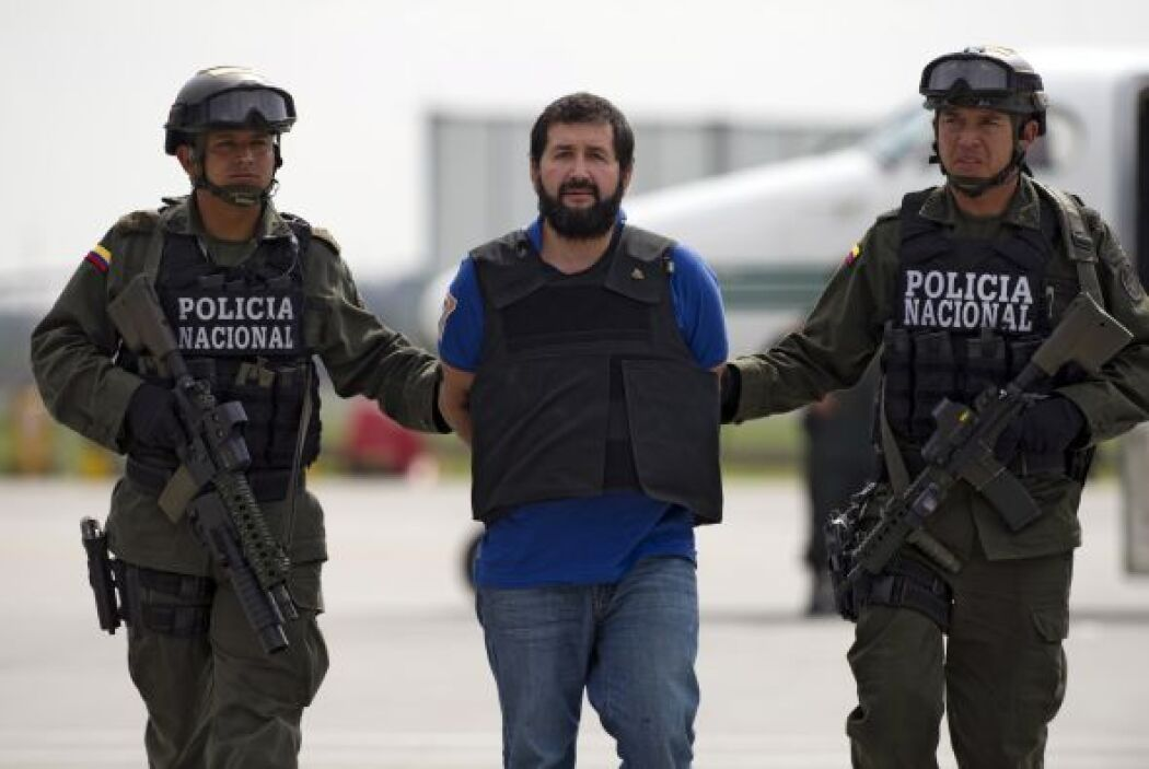 El narcotraficante deportado estaba considerado el último de los grandes...