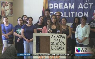 Finalmente licencias para Dreamers en Arizona