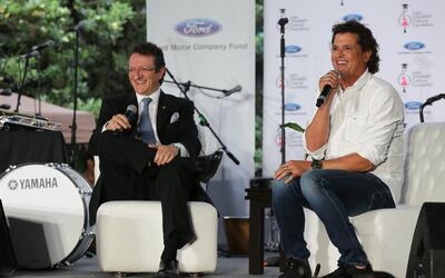 Gabriel Abaroa Jr., Presidente y CEO de La Academia Latina de la Grabaci...