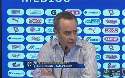 """Salvador: """"Se solicitó una prórroga por Carlos Sánchez, pero Uruguay y T..."""