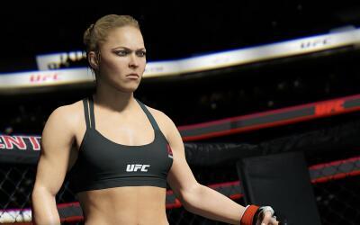 Ronda Rousey está de vuelta en los octágonos y lista para pelear