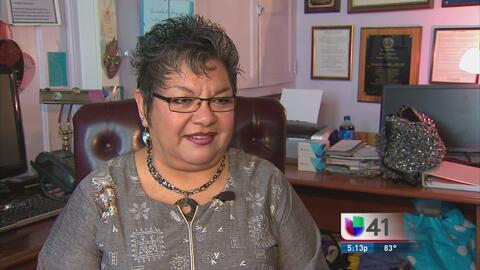 Lo Mejor de lo Nuestro: Patricia Castillo lucha contra la violencia domé...