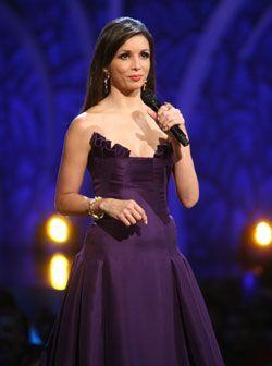 Para una gala como la de Nuestra Belleza Latina, nada mejor que accesori...