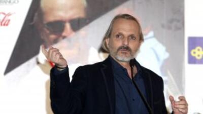 Miguel Bosé ha participado en esta iniciativa desde el año 2009.