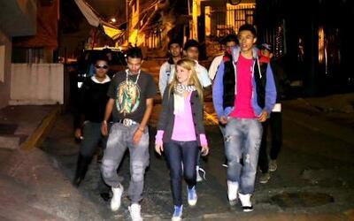 'Los reggaetoneros' o 'chakas': anarquía urbana