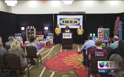 IKEA promete generar cientos de nuevos empleos en el centro de Texas
