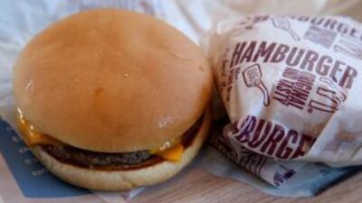 Las hamburguesas de McDonald's fueron las peores, según un sondeo de Con...