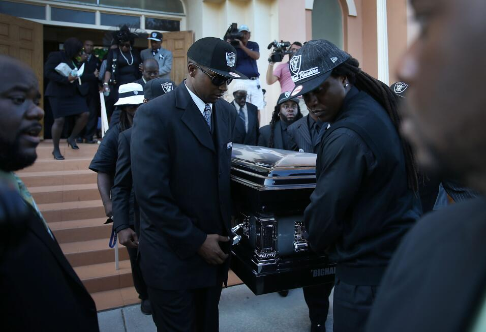 Funeral Corey Jones