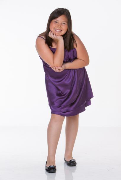 Dania, cantante de Gigantes en Acción