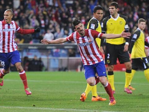 El Atlético Madrid, que se podría haber colocado como l&ia...