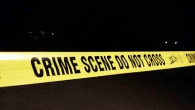 Una sujeto pasó disparando en su auto contra las casas al suroeste de la...