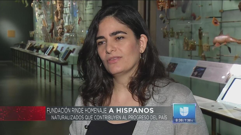 Fundación rinde homenaje a destacados inmigrantes naturalizados que cont...