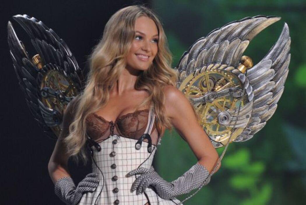 La modelo sudafricana se unió a las filas de Victoria's Secret en el 2007.
