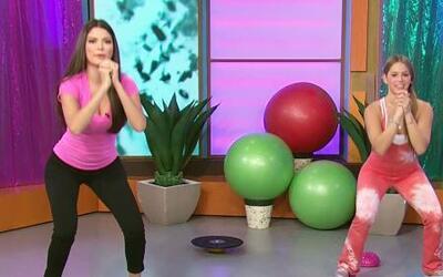 Descubre los ejercicios que te ayudan a retroceder el reloj y lucir más...
