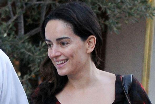 Ana tiene un rostro hermoso.