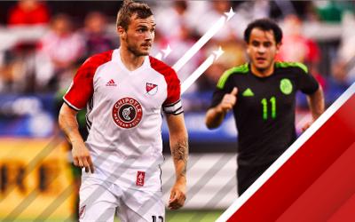 Canteranos de la MLS 0-2 Selección sub-20 de México
