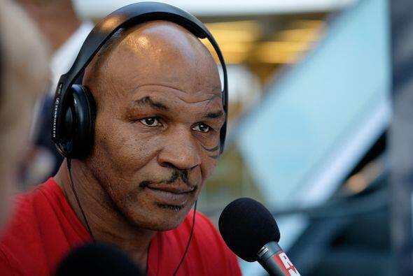 Tyson fue condenado a tres años de prisión por la supuesta...