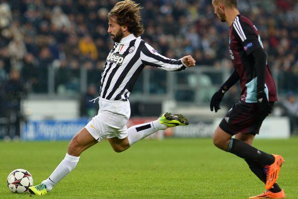 Juventus quería conseguir su primer triunfo en la presente Liga d...