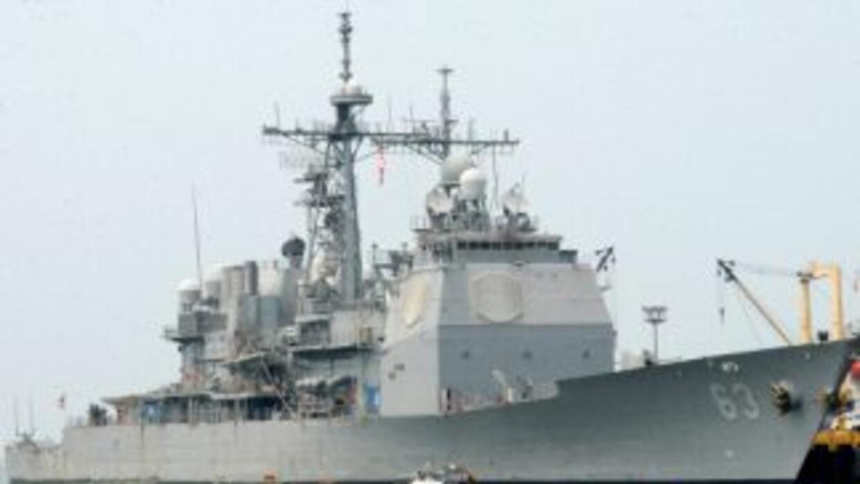 La Marina de Estados Unidos transforma agua de mar en combustible, para...