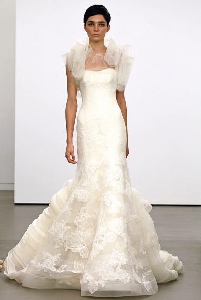 Aunque lucir de blanco también sería una excelente opción para Sofía. ¿S...