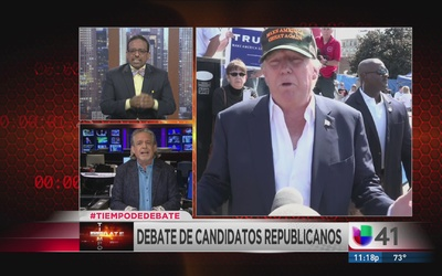 Debate republicano: ¿una fiesta de Halloween?