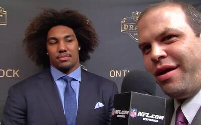 Leonard Williams encantado de ir a los Jets