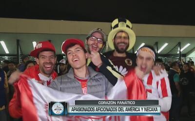 Corazón Fanático: América y Necaxa definen su pase en el estadio Azteca