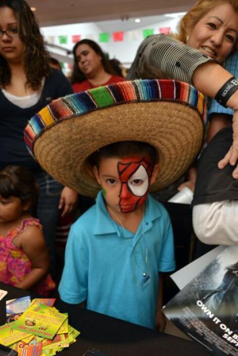 En Texas, el 5 de mayo es una fecha igual de importante para los hispano...