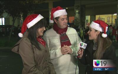 Univision 19 celebra su primera gran posada con la comunidad de Sacramento