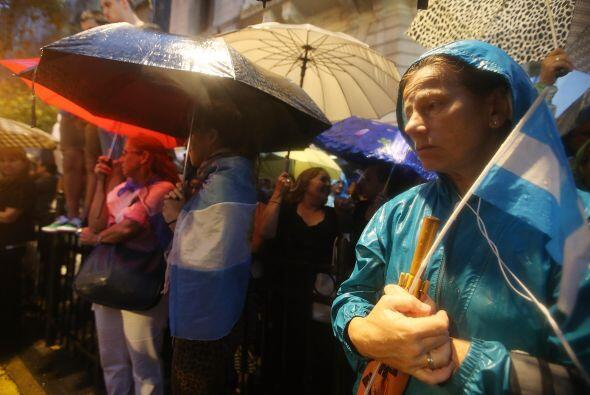O el masivo cacerolazo contra el Gobierno de Cristina Kirchner de 2012.