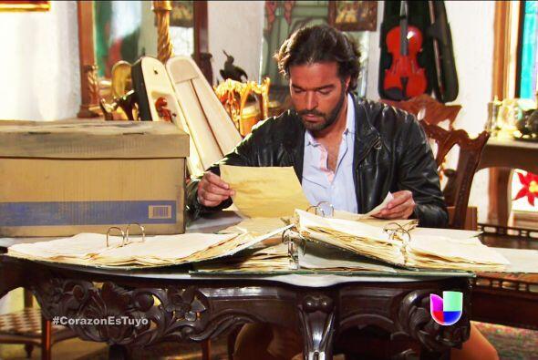 Hay una gran noticia Ana, ¡Diego ya encontró la nota de com...