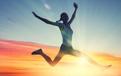 Todos a saltar: Ejercicios explosivos para estar en forma