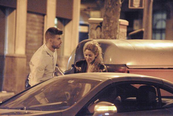 Shakira y Gerard Piqué llevan tres años de relación y tiene un bebito ll...