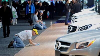 El Autoshow de Detroit es el evento automotriz más importante de EE.UU.